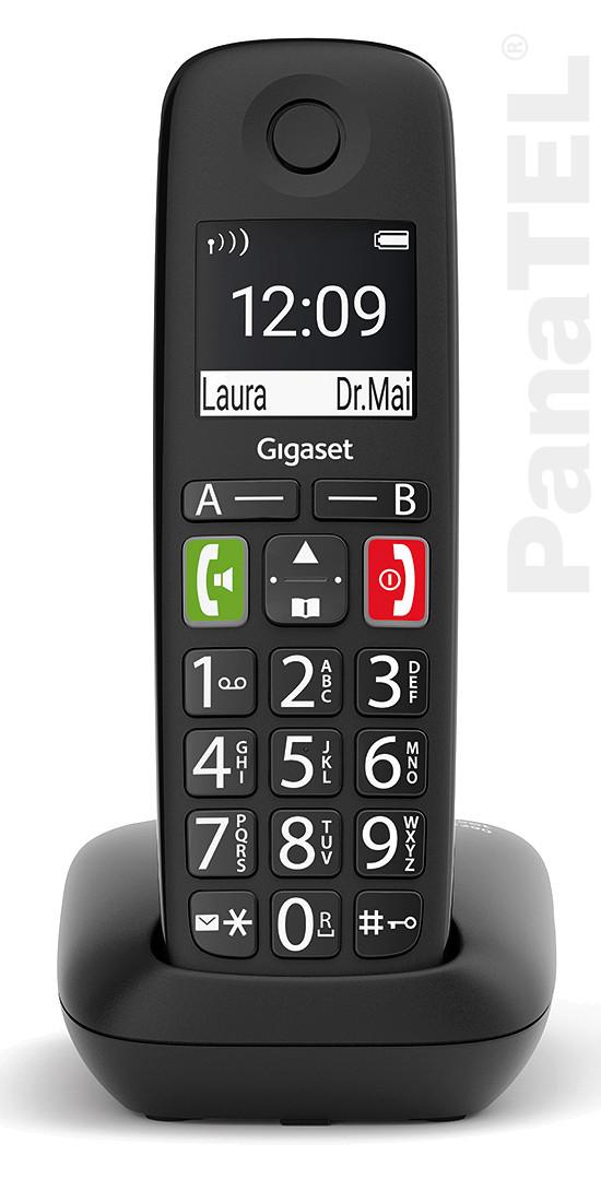 Seniorský telefon Gigaset E290 | bezdrátový telefon nejen pro seniory
