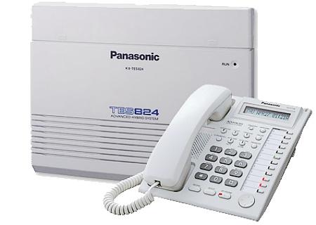 KX-TEM824CE je dobrou volbou pro telefonní řešení malých firem a společností