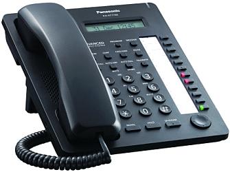 Nová modelová řada systémových telefonů pro analogové ústředny Panasonic. Model KX-AT7730NEB vyniká jednoduchostí obsluhy a tradiční spolehlivostí.