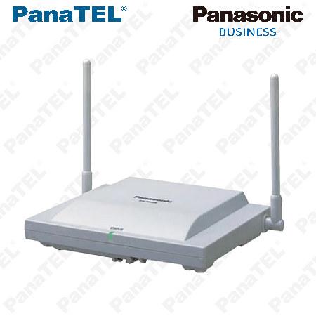 Bezdrátový telefonní systém pro rozsáhlé objekty. Maximálně 128 vysílačů buňkové sítě a až 255 telefonů.